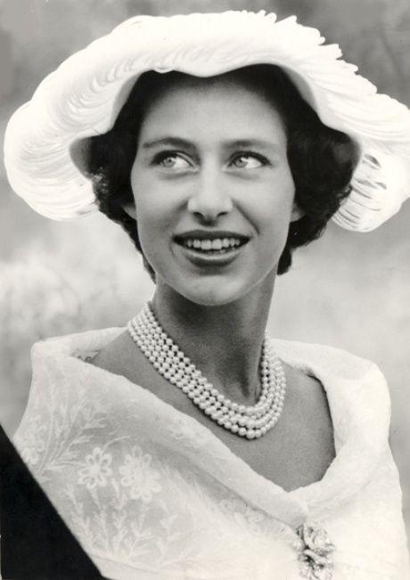 Princess Margaret Queen Elizabeth Ii Pinterest