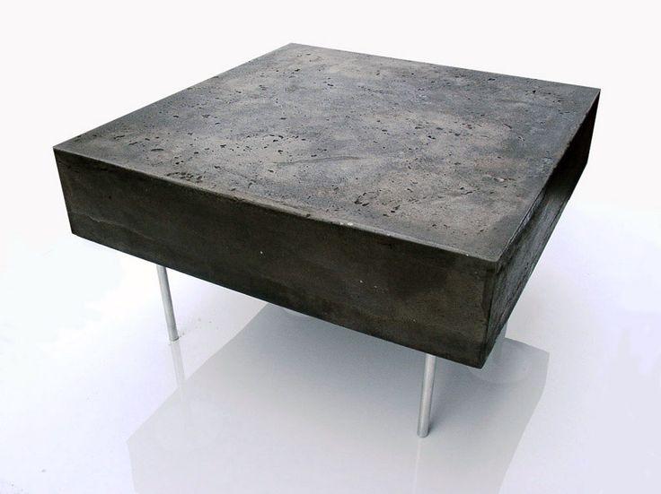 Table basse bar pero - Beton lcda ...
