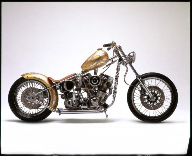Indian Larry Bike Image Mag