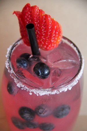 Blueberry Smash | BLUEBERRIES | Pinterest