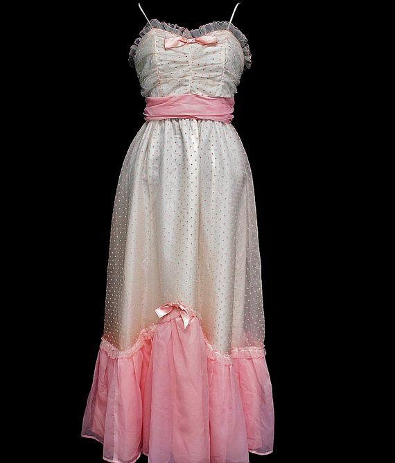 1970s Prom Dresses 54