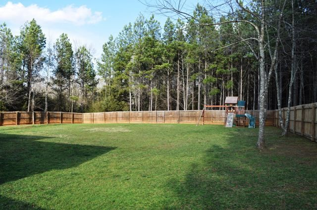 Big Backyard Yard Pinterest