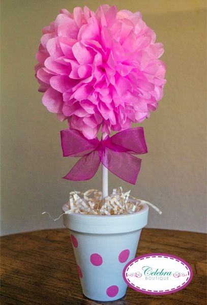 Pin by martha bernal on baby shower idea 39 s pinterest - Centros de mesa para baby shower ...