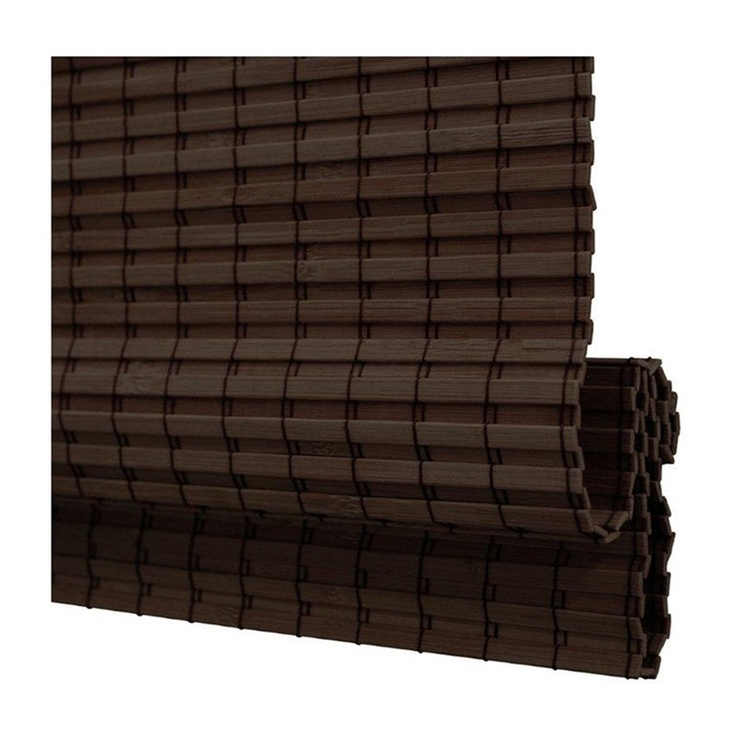 Blackout Bamboo Roman Blinds My Style Pinterest