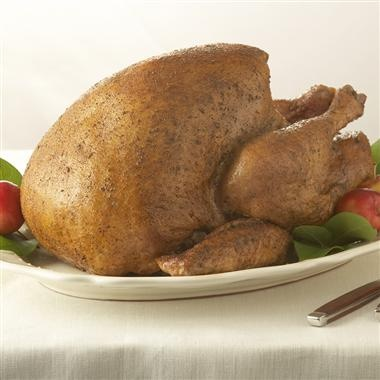 Herb Roasted Turkey via www.mccormick.com