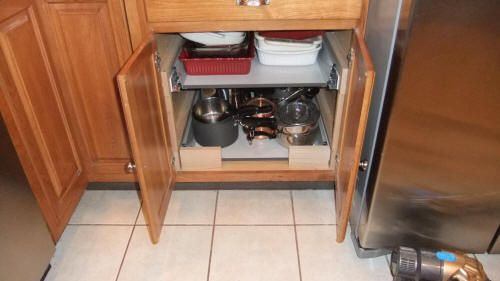 Ikea Trones Armoire A Chaussures ~ Adapting IKEA Cabinet Drawers to Your Existing Kitchen Cabinets