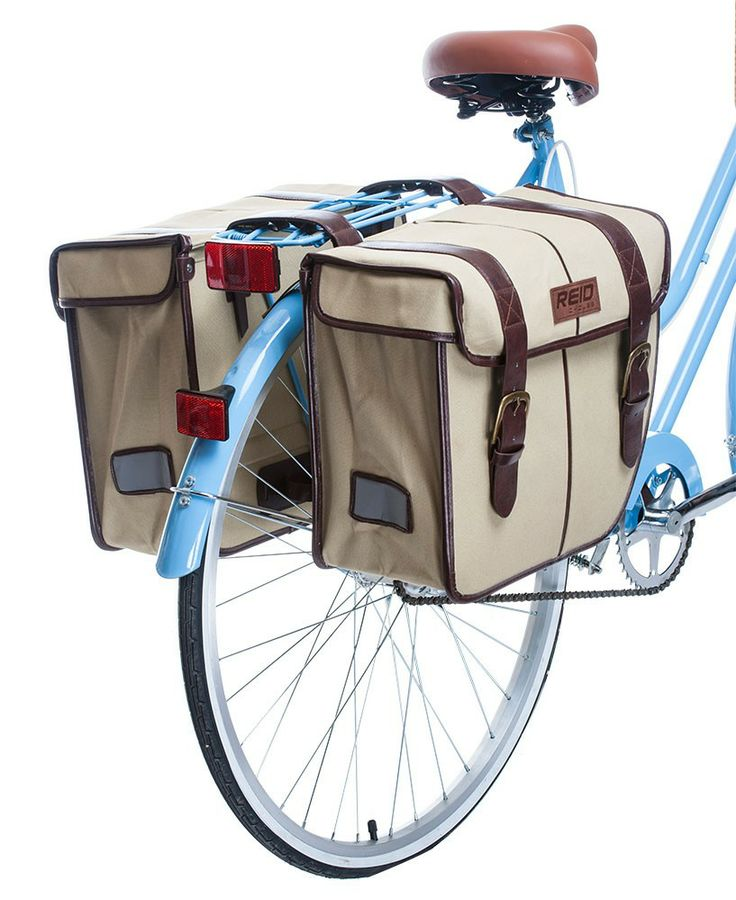 Panniers For Bikes Leather Leather Bike Panniers