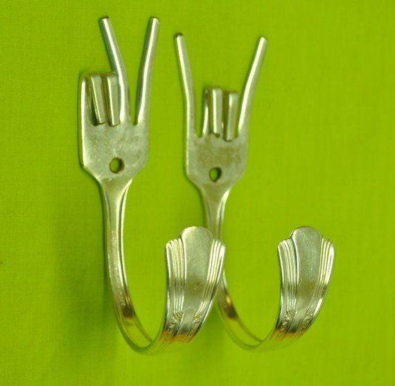 make silverware crafts