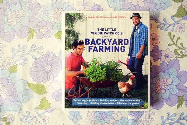 Backyard Farming Guide : backyard farming