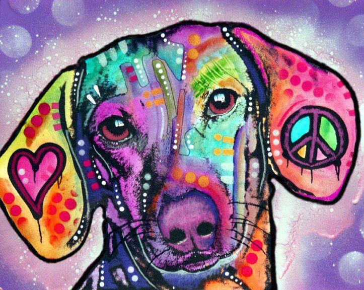 True peace, love and happiness in the eyes and soul of your animal