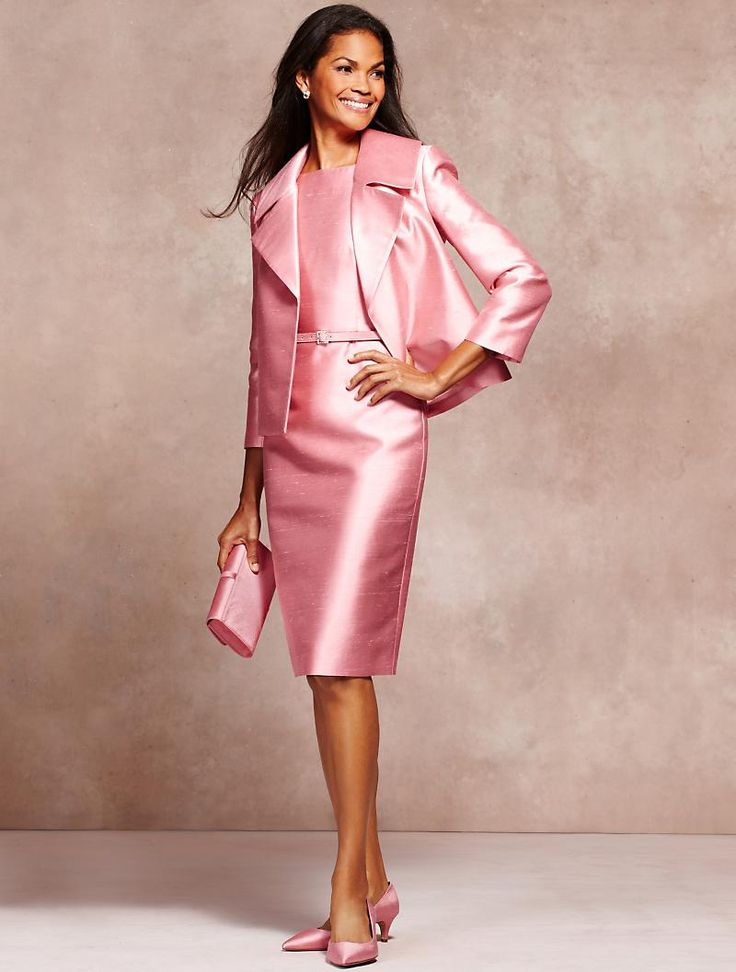 Pin by patti henley on mother of the bride dresses pinterest for Talbots dresses for weddings