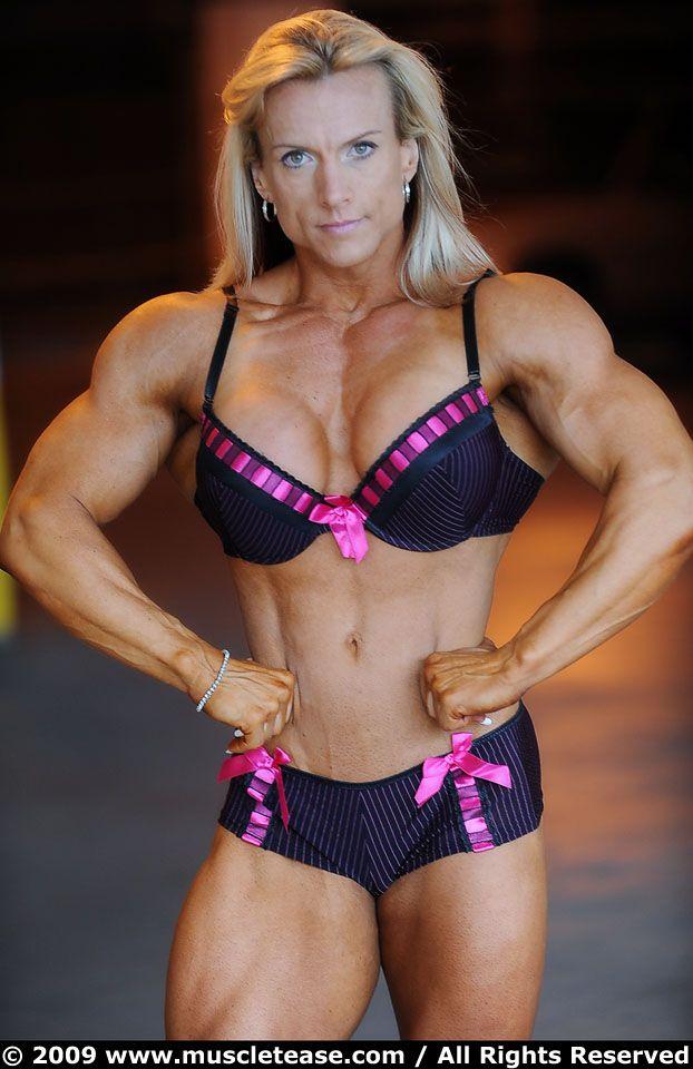 Muscle Goddess