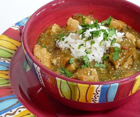 Pork Picadillo Enchiladas and Chicken Tomatillo Stew | Wives with ...
