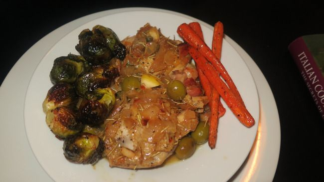 Hunter Style Chicken | Food | Pinterest