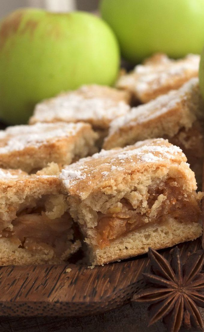 Apple Brownies Recipe | Desserts/Snacks- Some Even Healthy | Pinterest
