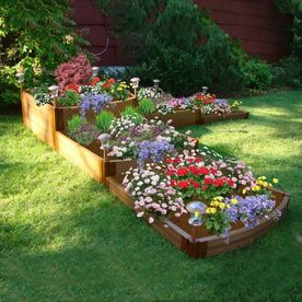 Scenery Solutions�H x 144-in W x 144-in D Planter
