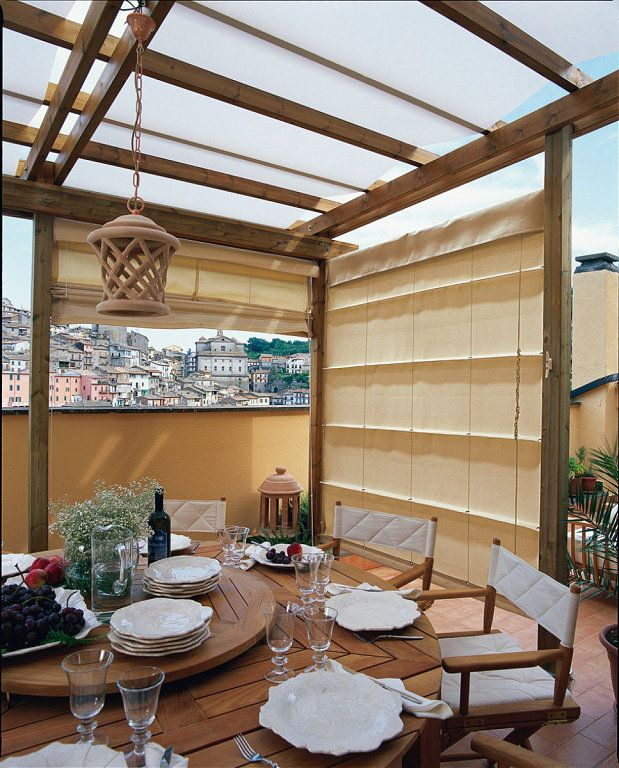 Una oportunidad para contar y dentro de poco primavera - Telas para terrazas ...