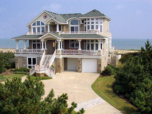 The beach dream!