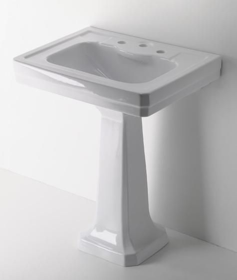 10 Easy Pieces: Traditional Pedestal Sinks by