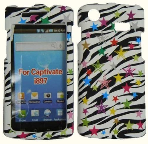 Case Cover Faceplate Protector for Samsung Captivate i897 Galaxy S