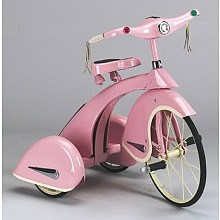 nothing beats a simple trike, esp. a retro design in pink