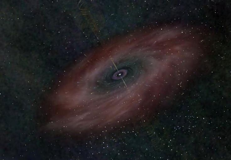 about black holes in space - photo #33