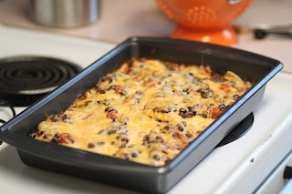 soup with black bean s mushroom and black bean tortilla casserole ...