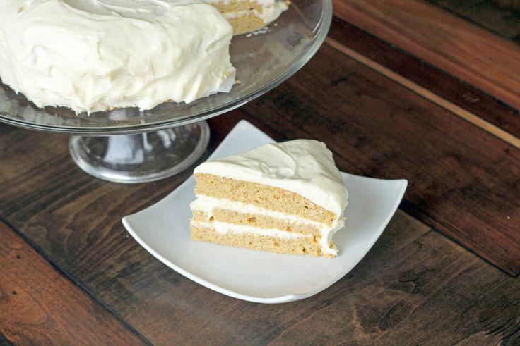 pecan cake, low carb pecan cake, gluten free cake, sugar free cake