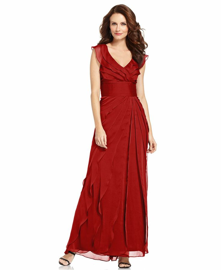 Macy 39 s wedding evening dresses for Macy s dresses for weddings