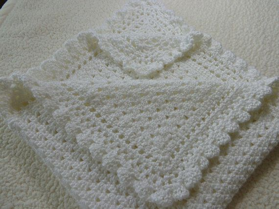Free Knitting Patterns For Baby Christening Blankets : free crochet christening blanket patterns Quotes