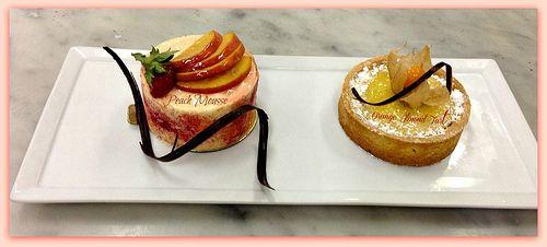 ... .tarteletteblog.com/2009/06/recipe-peach-chamomille-mousse-cakes.html