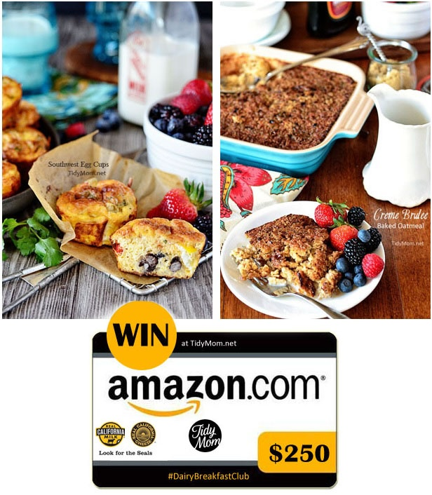 Southwest Baked Egg Cups and Creme Brulee Baked Oatmeal | share your ...