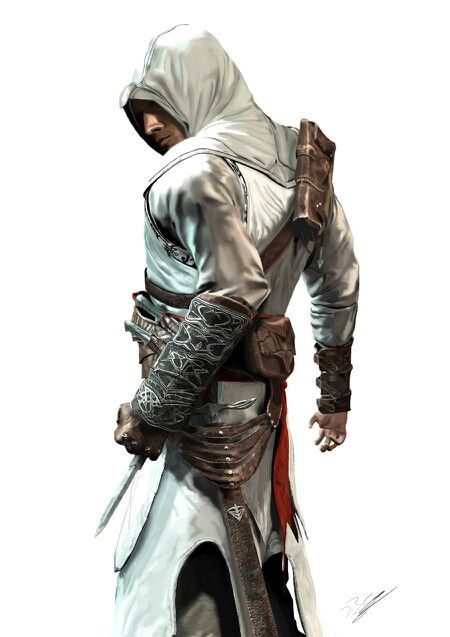 assassins creed altair ibn - photo #24
