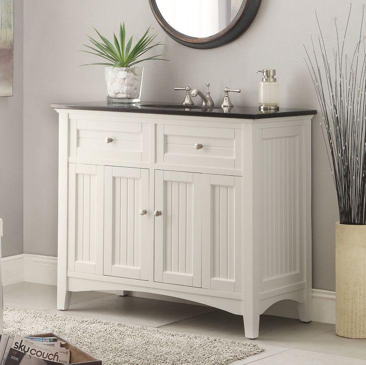 Cottage Style Bathroom Vanities