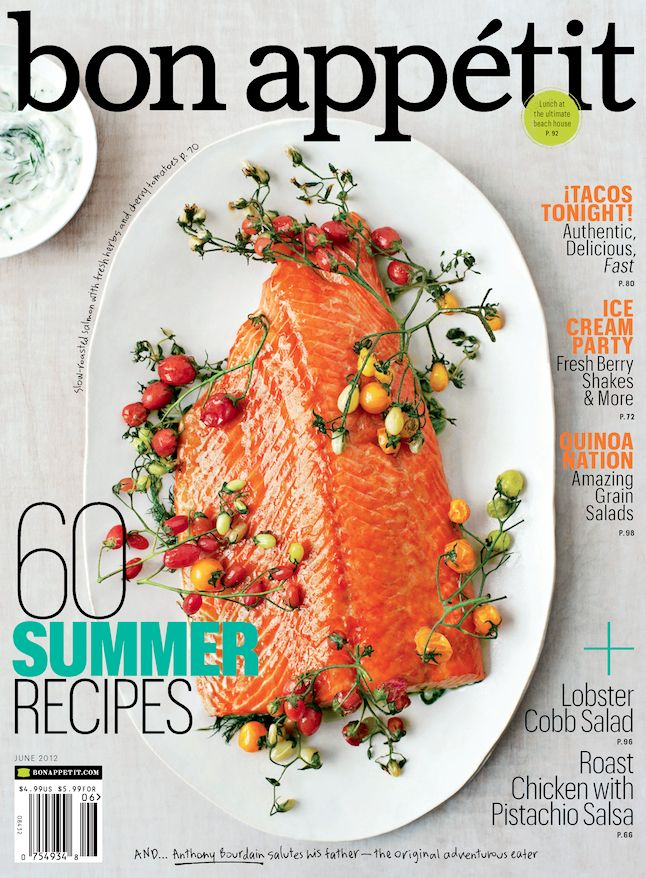 ... Favorite Reader Photos of Slow-Roasted Salmon with Cherry Tomatoe