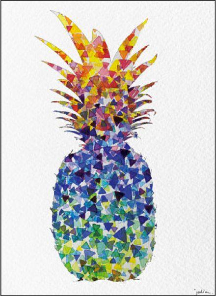 Pineapple Clip Art   Galleries  Pineapple Drawing For Kids   Pineapple    Pineapple Drawing For Kids