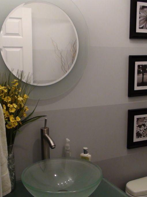 Contemporary half bath powder room ideas pinterest