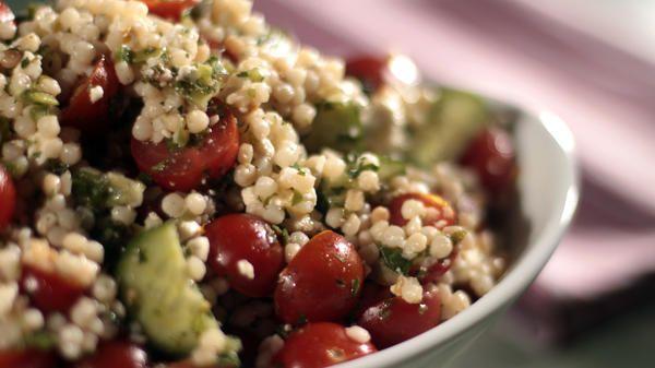 Grain salad convert sings the praises of quinoa, farro and couscous