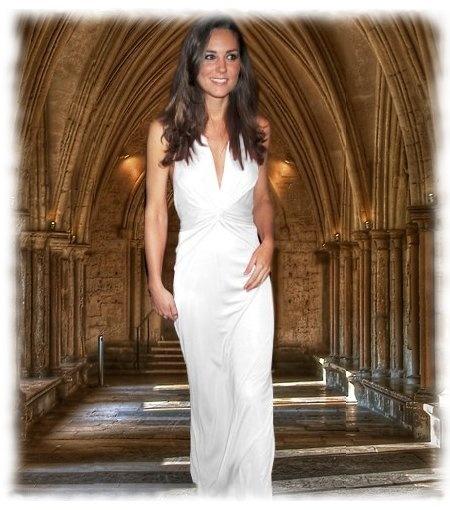 kate middleton  Kate Middleton im Hochzeitskleid - propromis.de