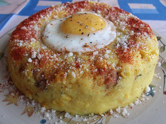 Hot Italian Sausage With Fresh-Corn Polenta Recipe — Dishmaps