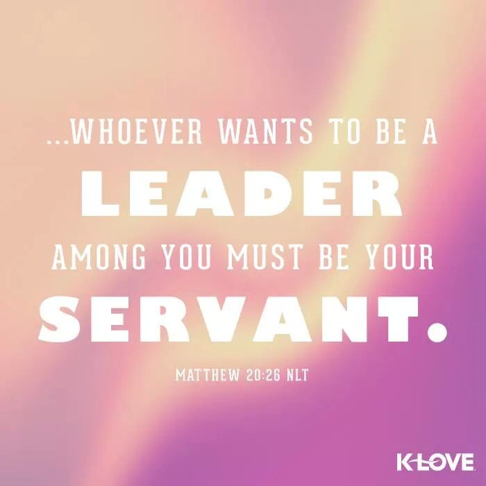 leadership from the bible Click on these links for bible studies about leadership a biblical model of  leadership (pdf 75 kb) servant leadership  qualities of church leaders (pdf  31 kb.