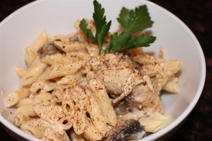 Slowcooker Chicken Parisienne | Slow Cooker - Crock Pot | Pinterest