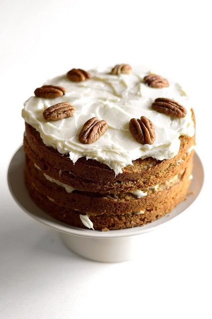 Carrot Cake with Maple Cream Cheese Frosting by Erica Lea, via Flickr