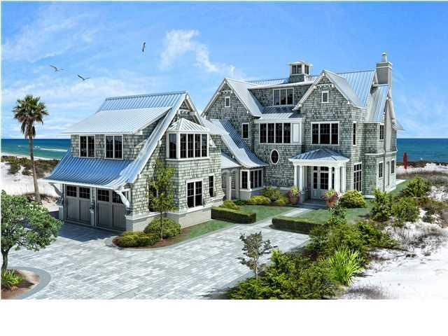Gulf front 30a homes destin sandestin 30a real for 30a home builders