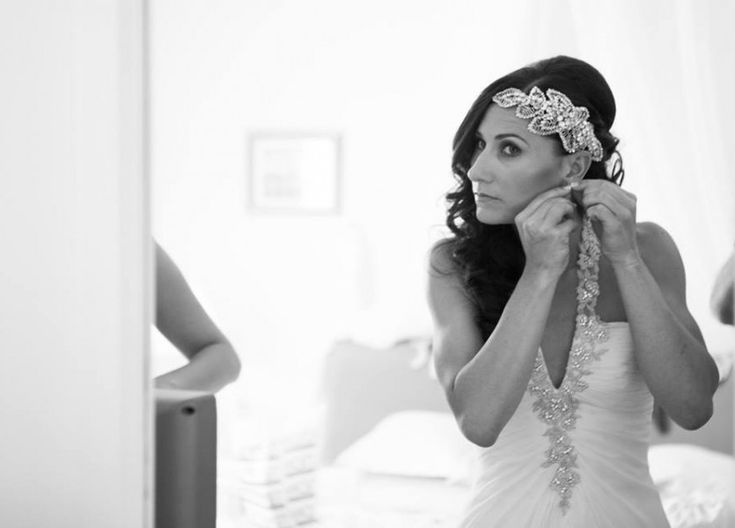 Bridal hairstyle and accessories by greek weddings more info for Rocker chic medium shag hairstyles