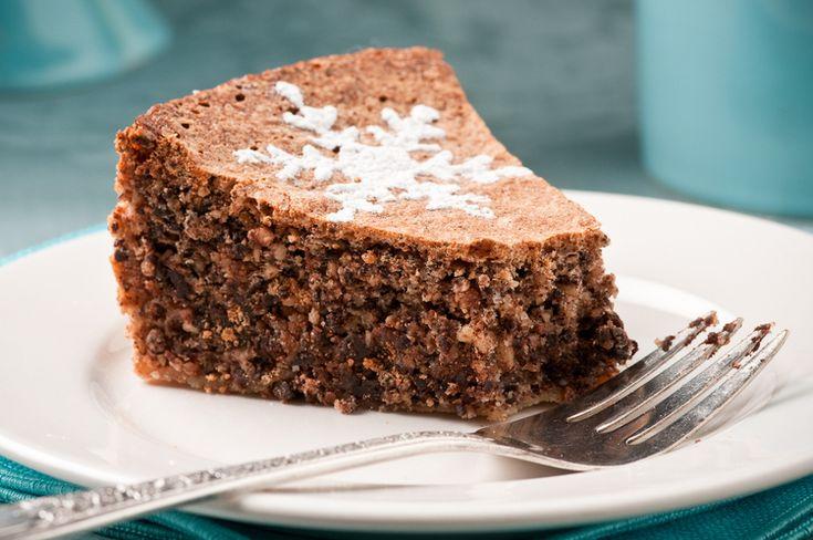 ingredient chocolate hazelnut torte