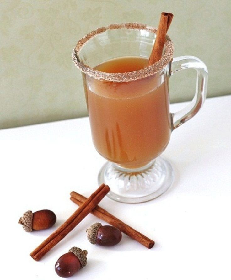 Apple Brandy Hot Toddy Recipes — Dishmaps