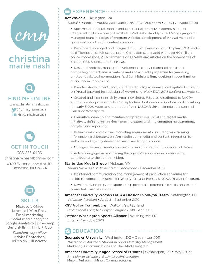 digital strategist resumes - Digital Strategist Resume