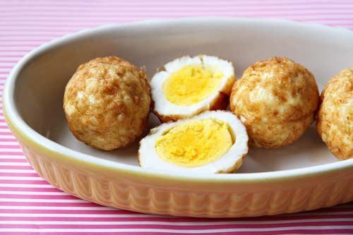 Son-in-law eggs | Good Food | Pinterest