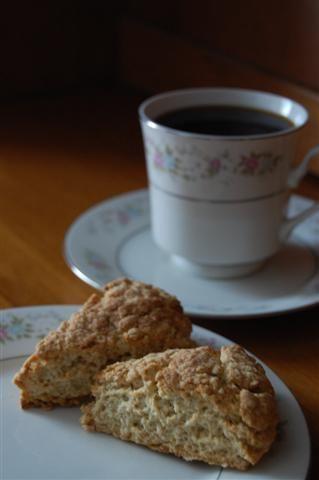 Scottish Oat Scones | Food to Try | Pinterest
